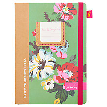 Buy Joules A5 Notebook Online at johnlewis.com