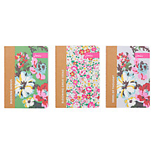 Buy Joules Notebooks, Set of 3 Online at johnlewis.com