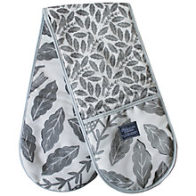 Buy Hinchcliffe & Barber Songbird Double Oven Glove, Grey Online at johnlewis.com