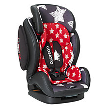 Buy Cosatto Hug 1, 2 & 3 Car Seat, Hipstar Online at johnlewis.com