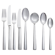 Buy John Lewis Ovation Cutlery Set, 44 Piece Online at johnlewis.com