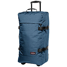Buy Eastpak Tranverz Large 2-Wheel Suitcase Online at johnlewis.com