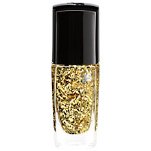 Buy Lancôme Gold Leaf Effect Top Coat, Gold Online at johnlewis.com