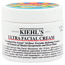 Buy Kiehl's Peter Max Limited Edition Ultra Facial Cream, 50ml Online at johnlewis.com