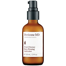 Buy Perricone MD High Potency Face Firming Activator, 59ml Online at johnlewis.com