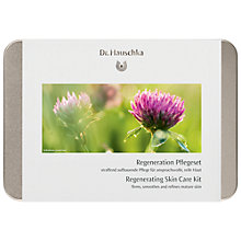 Buy Dr Hauschka Regenerating Skincare Kit Online at johnlewis.com