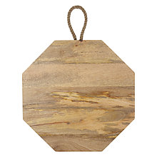 Buy John Lewis Hexagon Board with Rope Online at johnlewis.com