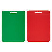 Buy John Lewis Twin Pack Cutting Boards Online at johnlewis.com