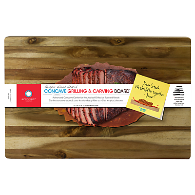 Architec Concave Grilling & Cutting Board