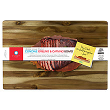 Buy Architec Concave Grilling & Cutting Board Online at johnlewis.com