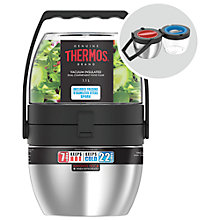 Buy Thermos Dual Compartment Food Flask Online at johnlewis.com