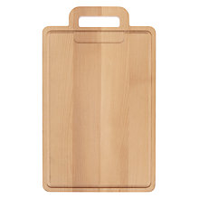 Buy House by John Lewis Large Board with Groove Online at johnlewis.com