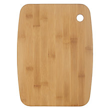 Buy John Lewis Bamboo Board, L30 x W23cm Online at johnlewis.com