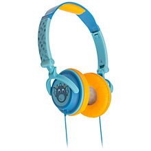 Buy KitSound My Doodles Children's Noise Limiting On-Ear Headphones Online at johnlewis.com