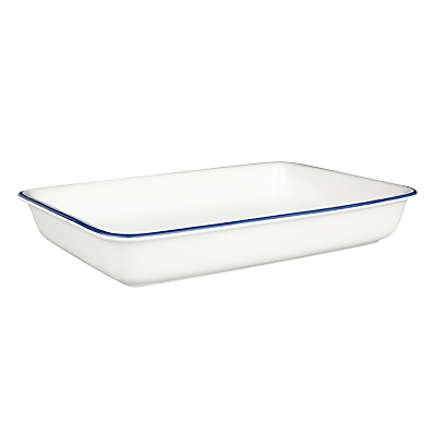 John Lewis Rectangular Dish, Large