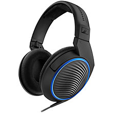 Buy Sennheiser HD 451 On-Ear Headphones, Black Online at johnlewis.com