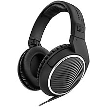 Buy Sennheiser HD461i Full-Size Headphones with Inline Microphone and Remote for iOS Devices Online at johnlewis.com