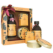 Buy Di Paloma Fig & Grape Bathing Gift Set Online at johnlewis.com