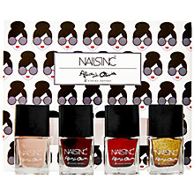 Buy Nails Inc Alice & Olivia Nail Polish Mini Collection, 4 x 5ml Online at johnlewis.com