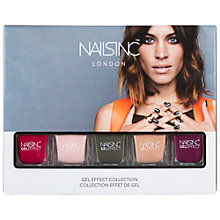Buy Nails Inc Autumn Winter Mini Gel Effect Collection, 5 x 4.5ml Online at johnlewis.com