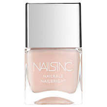 Buy Nails Inc Nailkale Nailbright Nail Polish, 14ml Online at johnlewis.com