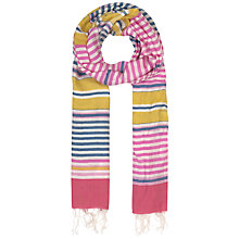 Buy Seasalt Regatta Scarf, Abacus Hay Online at johnlewis.com