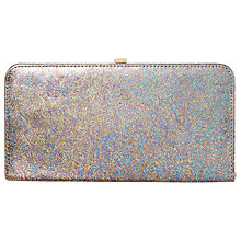Buy Dune Brenna Metallic Box Clutch Bag, Metallic Multi Online at johnlewis.com