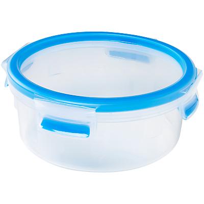 Image of Zyliss Fresh Plastic Round Food Storage, 0.85L