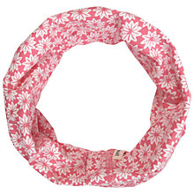 Buy Seasalt Poppy Stars Handyband Snood, Pink Online at johnlewis.com