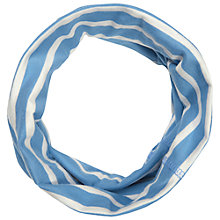 Buy Seasalt Stripe Snood, Poldue River Online at johnlewis.com