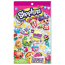 Buy Shopkins Sticker Book Online at johnlewis.com