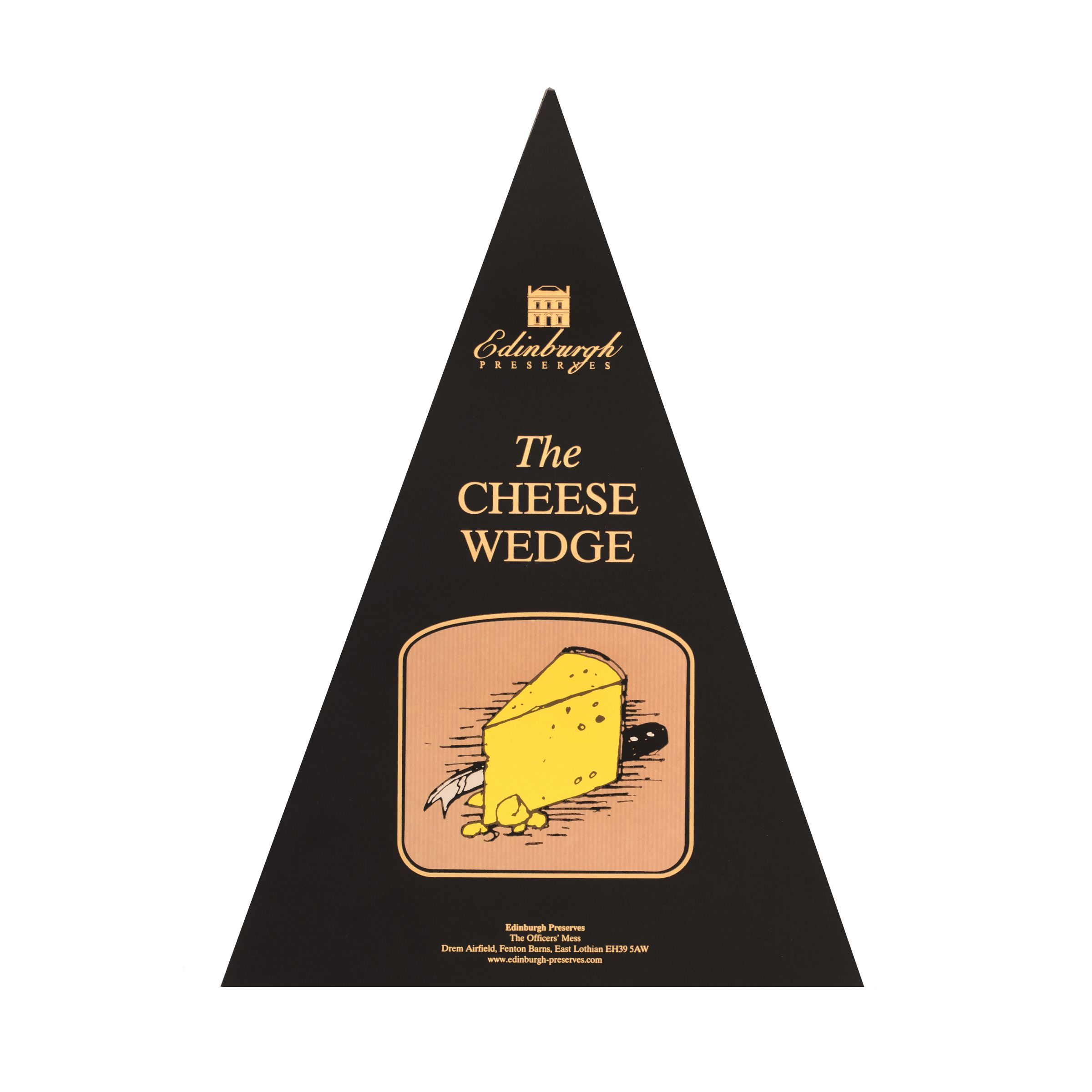 Edinburgh Preserves Edinburgh Preserves Cheese Wedge