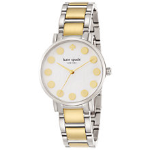 Buy kate spade new york Women's Gramercy Dot Bracelet Strap Watch Online at johnlewis.com