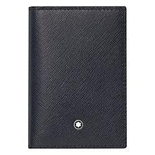 Buy Montblanc Sartorial Card Holder Online at johnlewis.com