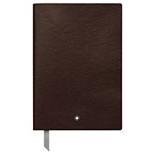 Buy Montblanc #146 Leather Lined Note Book Online at johnlewis.com