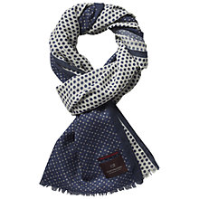 Buy Scotch & Soda Graphic Mix and Match Printed Scarf Online at johnlewis.com