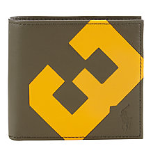 Buy Polo Ralph Lauren No. 3 Leather Billfold Wallet Online at johnlewis.com
