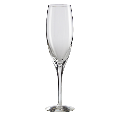 Dartington Crystal Eleanor Champagne Flute, Set of 2