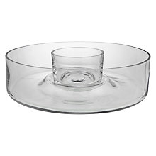Buy John Lewis Eclipse Handmade 'Chip N Dip' Serving Bowl Set Online at johnlewis.com