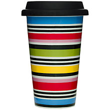 Buy Sagaform Studio Travel Mug with Silcon Lid Online at johnlewis.com