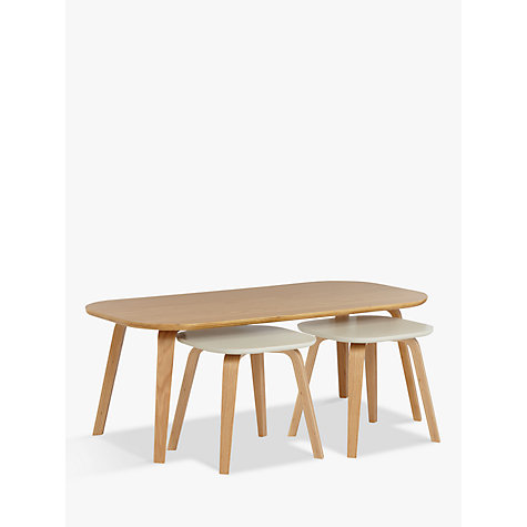 buy house by john lewis anton small side table john lewis. Black Bedroom Furniture Sets. Home Design Ideas
