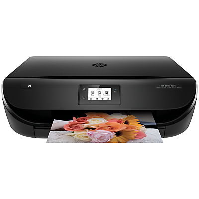 Image of HP Envy 4520 All-In-One Wireless Printer with Touch Screen, HP Instant Ink Ready