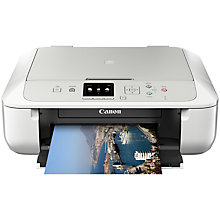 Buy Canon PIXMA MG5751 All-In-One Wireless Wi-Fi Printer with Colour Display Online at johnlewis.com