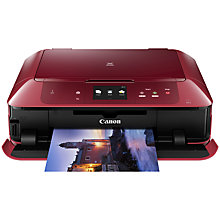 Buy Canon PIXMA MG7752 All-In-One Wireless Wi-Fi NFC Printer with Colour Touch Screen Online at johnlewis.com