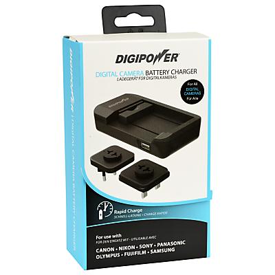 DigiPower TV-5000U Smart Battery Charger