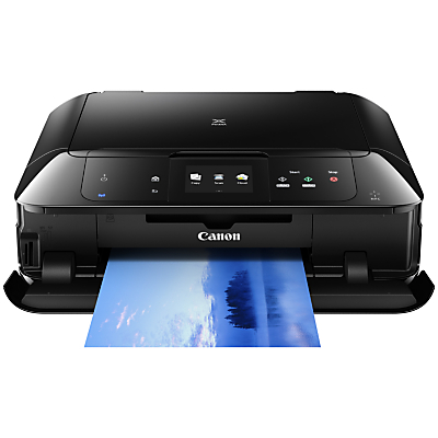 Image of Canon PIXMA MG7750 All-In-One Wi-Fi NFC Wireless Printer with Colour Touch Screen