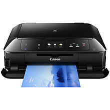 Buy Canon PIXMA MG7750 All-In-One Wi-Fi NFC Wireless Printer with Colour Touch Screen Online at johnlewis.com