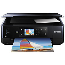 Buy Epson Expression Premium XP-630 All-In-One Wireless Printer, Black Online at johnlewis.com