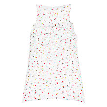 Buy little home at John Lewis Confetti Brushed Cotton Duvet Cover Set, Single Online at johnlewis.com