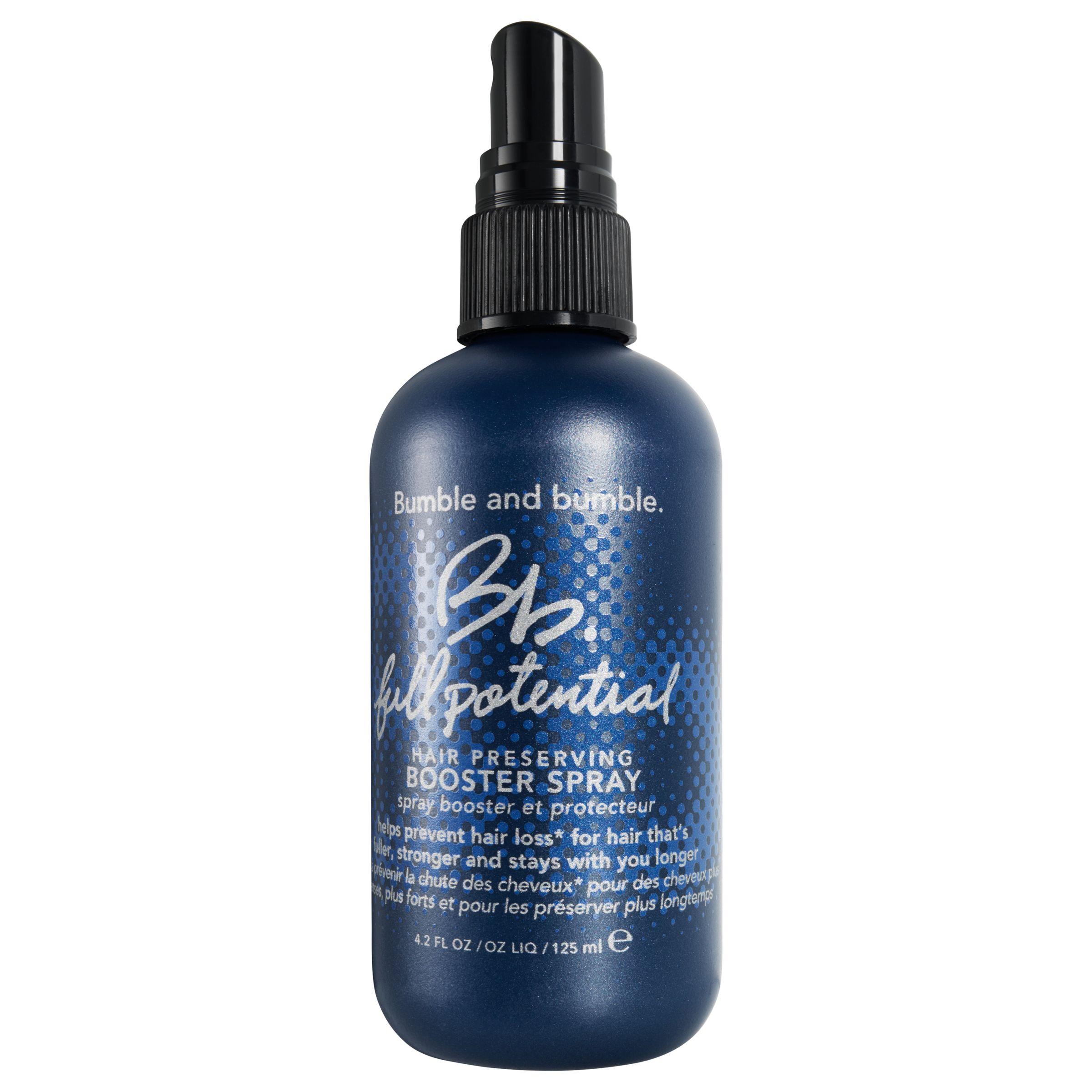 Bumble and bumble Bumble and bumble Full Potential Hair Preserving Booster Spray, 125ml